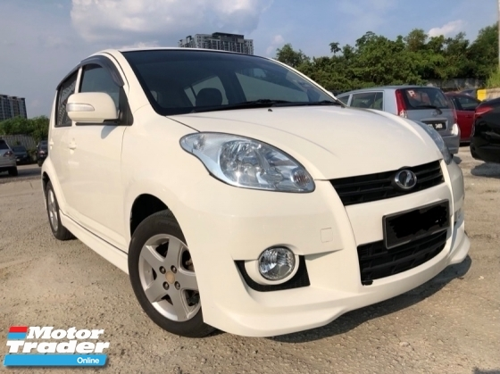 2011 PERODUA MYVI 1.3 EZI (A) SE hatchback,one owner,low Mileage,accident free