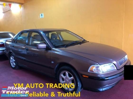 1999 VOLVO S40 1999 VOLVO S40 2.0 A