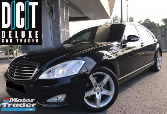 2008 MERCEDES-BENZ S-CLASS S300 L AMG SPEC SUNROOF LEATHER SEAT LIKE NEW CAR