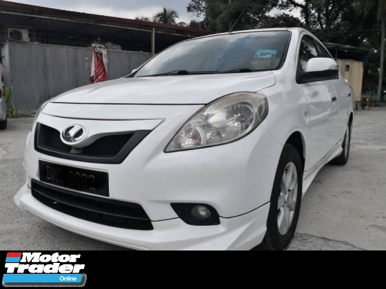 2014 NISSAN ALMERA 1.5 VL IMPUL KIT(A)FULL SPEC DVD PUSH START