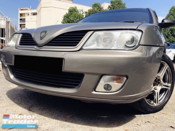 2005 PROTON WAJA Facelift 1.6 ENHANCED 4 Disc Brake One Onwer