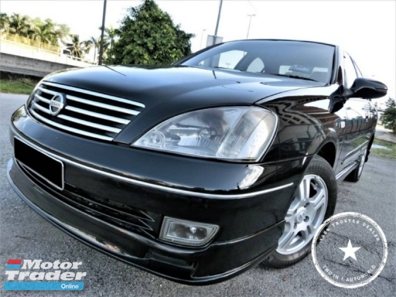 2006 NISSAN SENTRA SGL 1.6 (A)F-LOAN/TRUE YEAR/CASH NEGO/VIEW TO BELIEVE