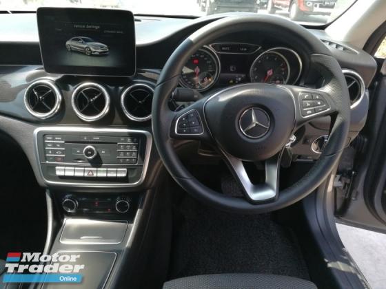 2017 MERCEDES-BENZ CLA 180 New Facelift Unreg 2017
