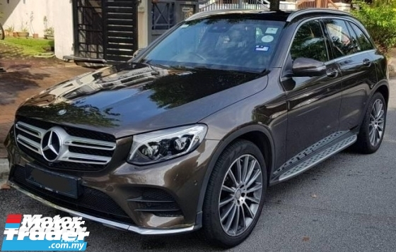 2019 MERCEDES-BENZ GLC 250 AMG