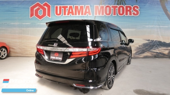 2014 HONDA ODYSSEY 2.4 I-VTEC ABSOLUTE SURROUND CAMERA 360 VIEW POWER DOOR REAR ENTERTAINMENT PROMOTION