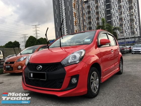 2015 PERODUA MYVI 1.5 ADVANCED (A) CCRIS AKPK CAN LOAN ** BLACKLIST SAA CAN LOAN ** CTOS PTPTN CAN LOAN ** HIGH LOAN AVAILABLE **