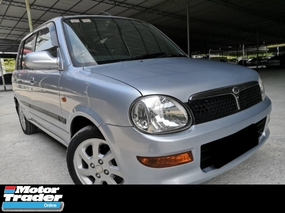 2006 PERODUA KELISA PERODUA KELISA 1.0 AT TIPTOP CONDITION ONE OWNER
