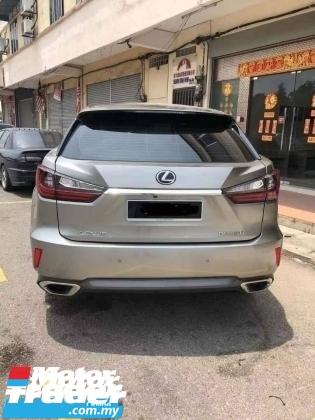 2017 LEXUS RX350 Luxury
