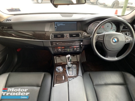 2010 BMW 5 SERIES 530I LUXURY PACKAGE F10 (CBU) 520i 523i 528i TIP TOP CONDITION