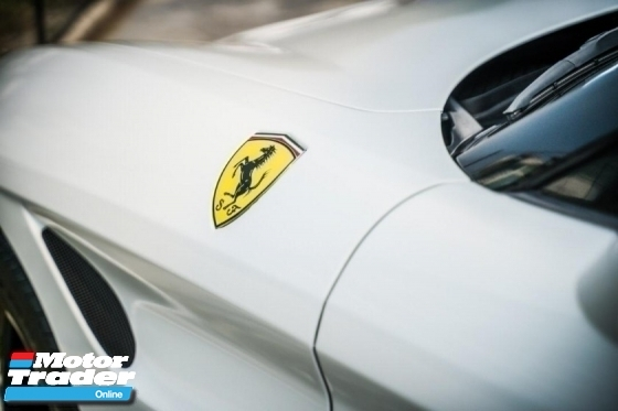 2015 FERRARI CALIFORNIA T 3.9 (A) NEW IMPORT