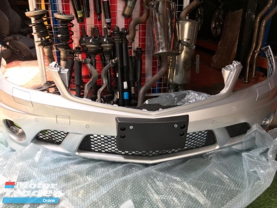 Mercedes Benz c63 Amg Body parts Baru sampai from japan  Exterior & Body Parts