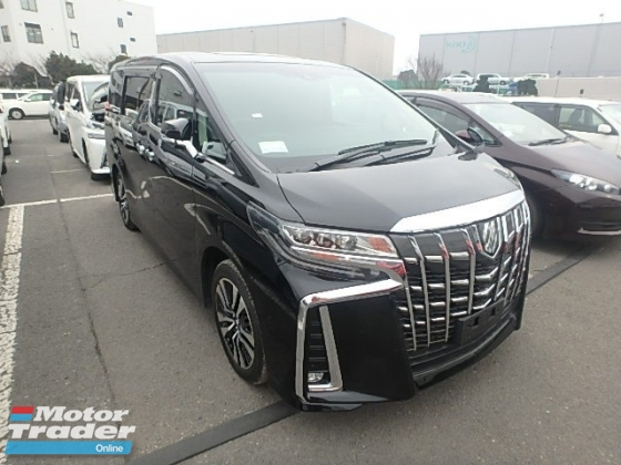 2018 TOYOTA ALPHARD 3.5 SAC PACKAGE