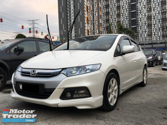 2012 HONDA INSIGHT 1.3 HYBRID (A) CCRIS AKPK CAN LOAN ** BLACKLIST SAA CAN LOAN ** CTOS PTPTN CAN LOAN ** HIGH LOAN AVAILABLE **