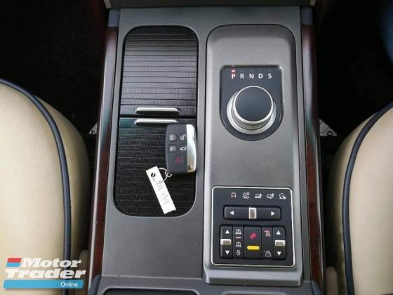 2012 LAND ROVER RANGE ROVER VOGUE 4.4 Diesel