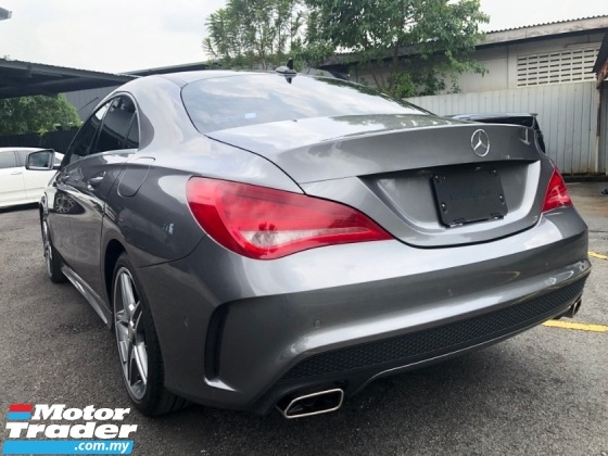 2015 MERCEDES-BENZ CLA  180 AMG PREFACLIFT
