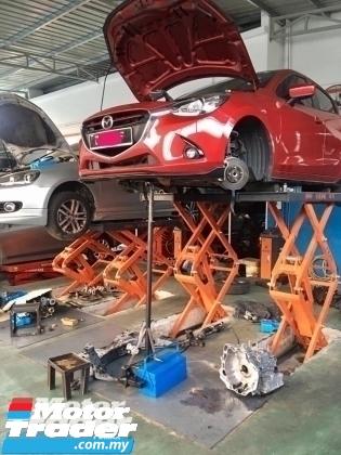 Mazda 2 2015 CauseTorque converter Rebuild  torque converter and refurbish the transmission GEARBOX TRANSMISSION PROBLEM Engine & Transmission > Transmission