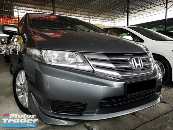 2014 HONDA CITY 1.5E FACELIFT (A) 100% CARKING