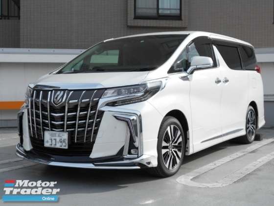 2018 TOYOTA ALPHARD 2.5 SC (new facelift New model)