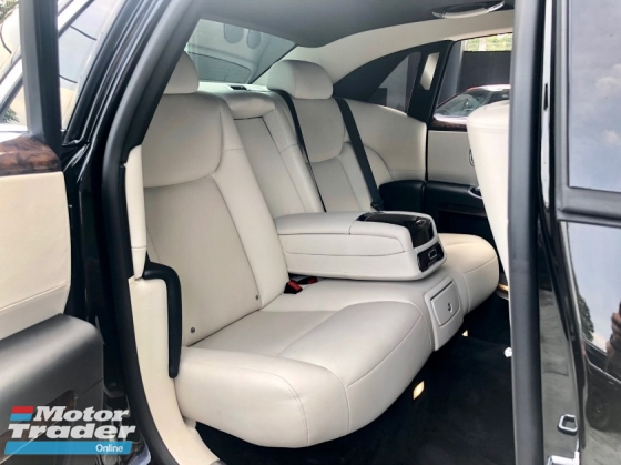 2016 ROLLS-ROYCE GHOST SERIES II SWB 6.6 V12 TWIN-TURBOCHARGED WELL MAINTAINED
