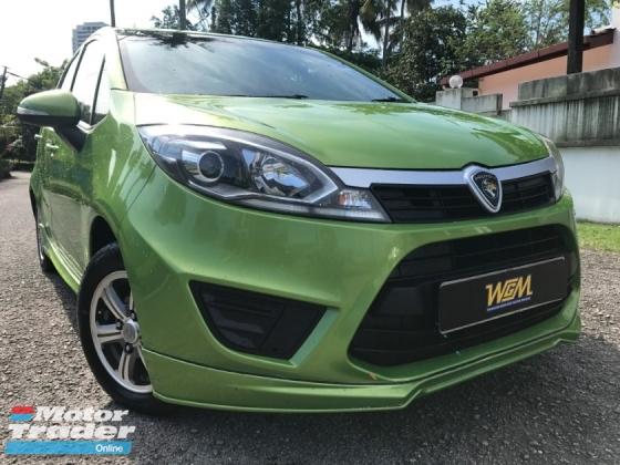 2016 PROTON IRIZ 1.3 AUTO NURSE OWNER LOW MILAGE LIKE NEW