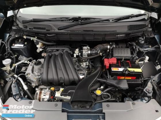 2015 NISSAN LIVINA Actual 2015 Nissan Grand Livina 1.6 (A) Like New