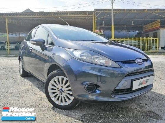 2011 FORD FIESTA 1.6 (A) LX SEDAN GOOD CONDITION PROMOTION PRICE.