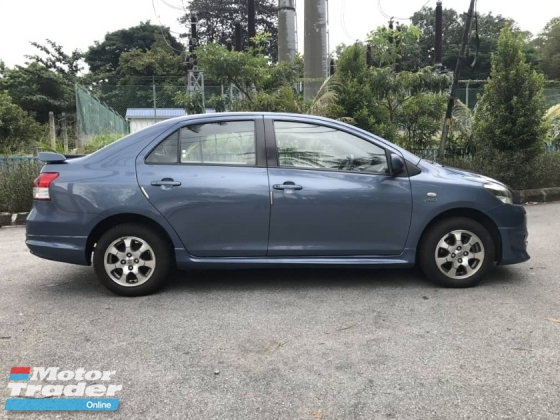 2009 TOYOTA VIOS 1.5 E (A) TEACHER OWNER FULL SEVICE RECORD LIKE NEW