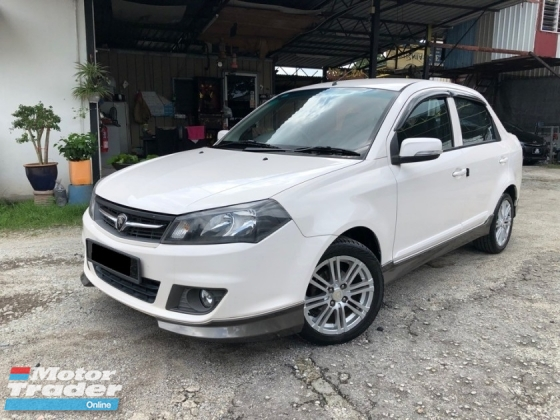 2013 PROTON SAGA FLX 1.6 SE --ORIGINAL MADE 2013