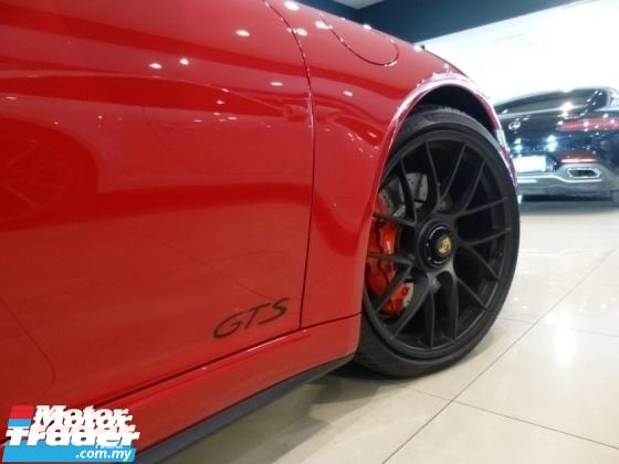 2017 PORSCHE CARRERA {Genuine LOW Mileage, HIGHEST Grade CAR}2017 Porsche 911.2 Carrera GTS* 911 991 TURBO CAYMAN BOXSTER