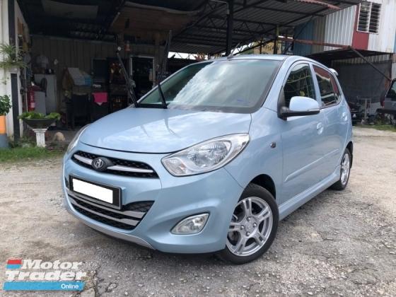 2014 INOKOM i10 1.2 AUTO