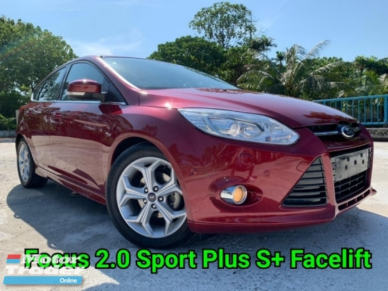 2014 Ford Focus 2 0 Sport Plus Facelift Very Good Condition Confirm