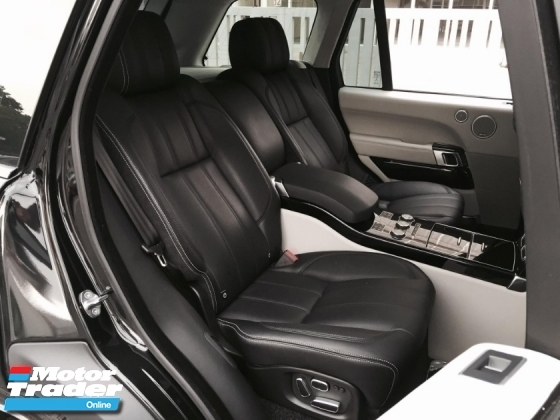 2015 LAND ROVER RANGE ROVER VOGUE AUTOBIOGRAPHY LWB 4 SEATER PREMIUM FULLY LOADED