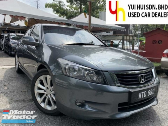 2010 HONDA ACCORD 2.0 VTiL (A) NICE SPORT RIMS LEATHER SEAT