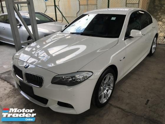 2014 BMW 5 SERIES BMW 523I 2.0 M SPORT SEDAN JAPAN SPEC CAMERA (RM) 173,000.00