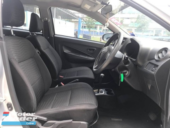 2015 PERODUA AXIA 1.0 FULL SPEC FULL SERVICE RECORD LOW MILEAGE