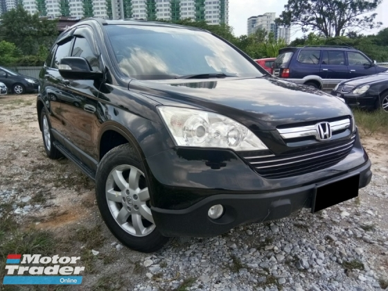 2009 HONDA CR-V 2.0 i-VTEC (A)bodykit all good