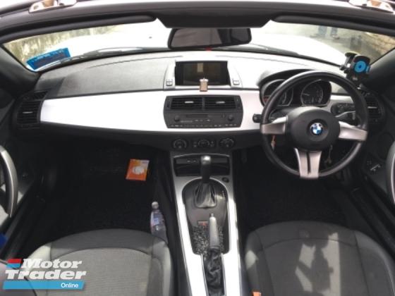 2005 BMW Z4 ROADSTER 2.5I