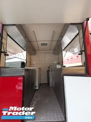 2013 DAIHATSU GRAN MAX FOOD TRUCK ALL CABINET READY