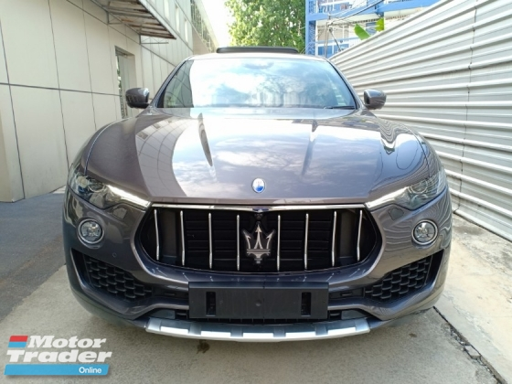 2017 MASERATI OTHER LAVENTE S 3.0 V6 GRAN LUSSO P/ROOF BOWERS WILKINS AUDIO (A) OFFER UNREG
