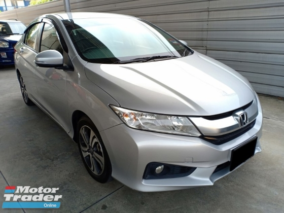 2016 HONDA CITY 1.5 V PACKAGE (A) OFFER