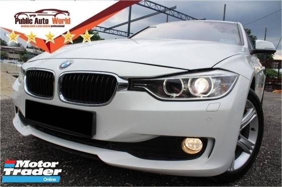 2014 BMW 3 SERIES Bmw F30 316i 1.6 LCi SPORT TWINTURBO FACELIFT 2014