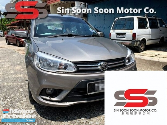 2016 PROTON SAGA 1.3 Premium FULL Spec(AUTO)2016 Only 1 UNCLE Owner,87K Mileage,TIPTOP,ACCIDENT-Free,DIRECT-Owner,with AIRBEG & PROTON WARRANTY RECORD