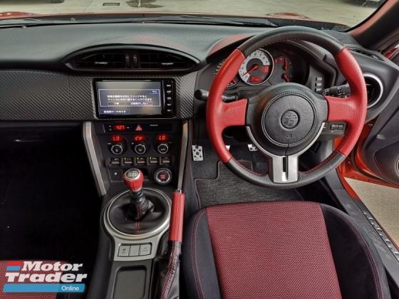 2015 TOYOTA 86 2.0 GT Manual Keyless Push Start Unreg Sale Offer