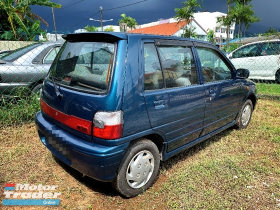 2001 PERODUA KANCIL 850 FULL Spec(MANUAL)2001 Only 1 Careful LADY Owner, LOW Mileage, TIPTOP, ACCIDENT-Free, DIRECT-Owner, SPORTRIM & WINDOW Control