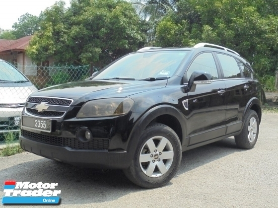 2010 CHEVROLET CAPTIVA 2.4 LT 4WD ECOTEC TipTOP Condition LikeNEW