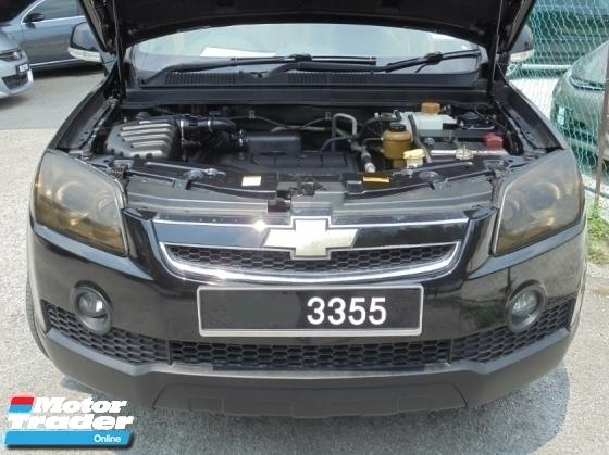 2010 CHEVROLET CAPTIVA 2.4 LT 4WD ECOTEC TipTOP Condition LikeNEW