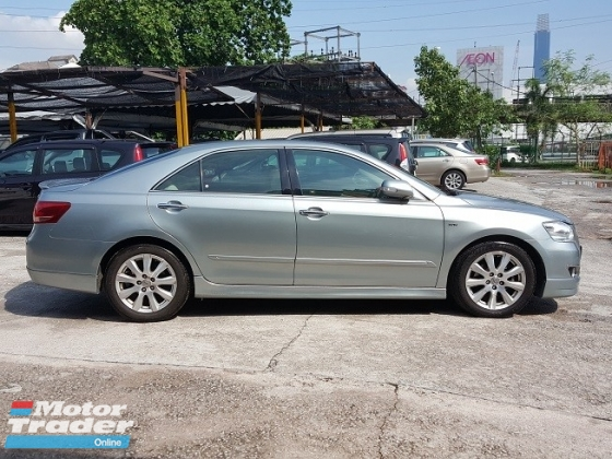 2008 TOYOTA CAMRY 2.4V, One Lady Owner, Electronic Leather Seats, Must View