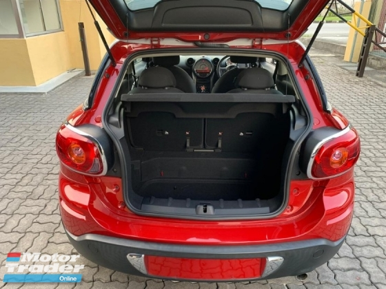 2014 MINI PACEMAN NEW FACELIFT  1.6