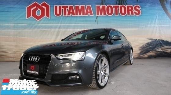 2014 AUDI A5 2.0 S LINE TFSI QUATTRO FULL LEATHER SEATS BANG & OLUFSEN SOUND CNY SALE SPECIAL