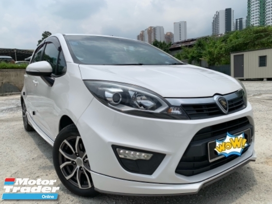 2016 PROTON IRIZ 1.6 (A) Push Button Premium
